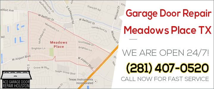 Garage Door Repair Meadows Place Tx Pro Garage Door Service