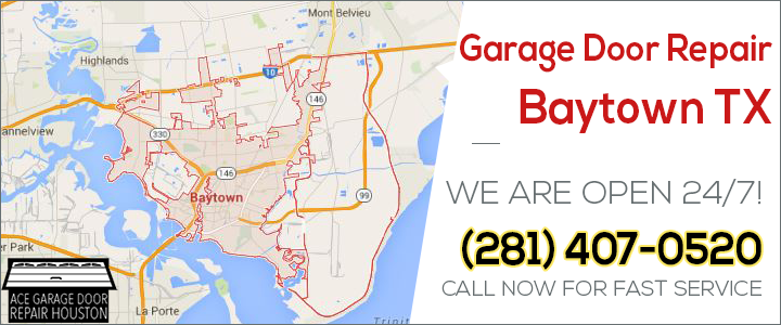Garage Door Repair Baytown. Baytown TX