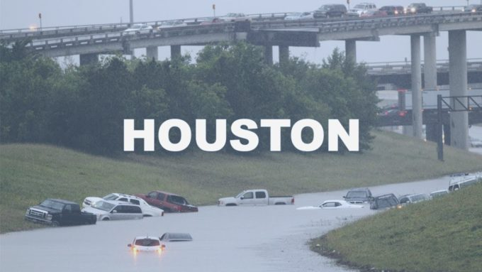 houston tx flood waters